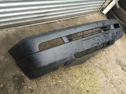 PEUGEOT  806 FRONT BUMPER MATT BLACK IDEAL REPAINT COLLECTION ONLY